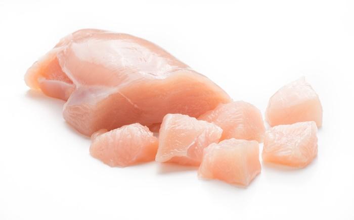 このこのごはんは鶏肉の動物性タンパク質が豊富!