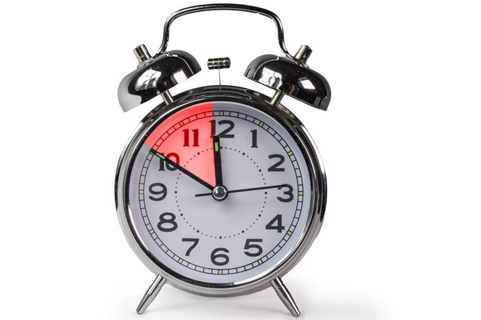 モグワンを食べない時は10分で片づける!